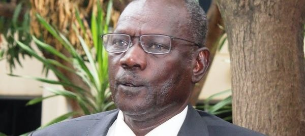 Photo: South Sudan information minister Michael Makuei