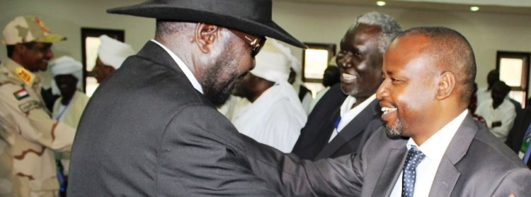 South Sudan President Salva Kiir opens Sudan peace talks in Juba on 9 September, 2019 (Radio Tamazuj)