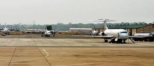 File photo: Juba Airport