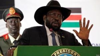 File photo: President Salva Kiir