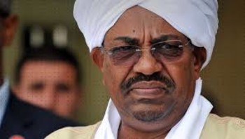 File photo: President Omar al-Bashir
