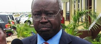 Photo: South Sudan foreign minister Nhial Deng